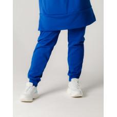 Джоггеры синие
