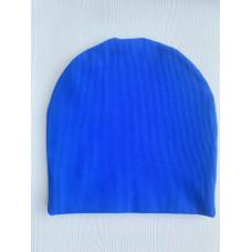 Синяя шапочка из кашкорсе